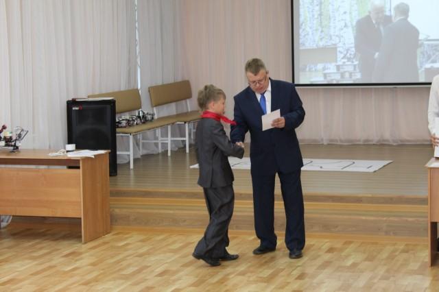 Награждают Ярослава